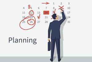 会議・ミーティングを効率的に進めるための日程調整ツール6選!(eeasy/調整アポ/Jicoo/TimeRex/waaqLink/YouCanBook.me)