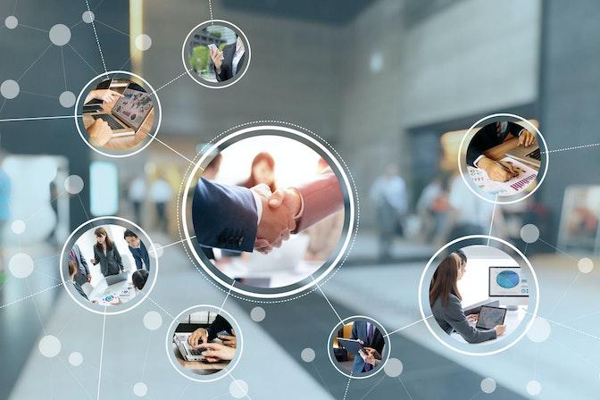 企業におけるリモートワークの導入効果とグループウェアの必要性