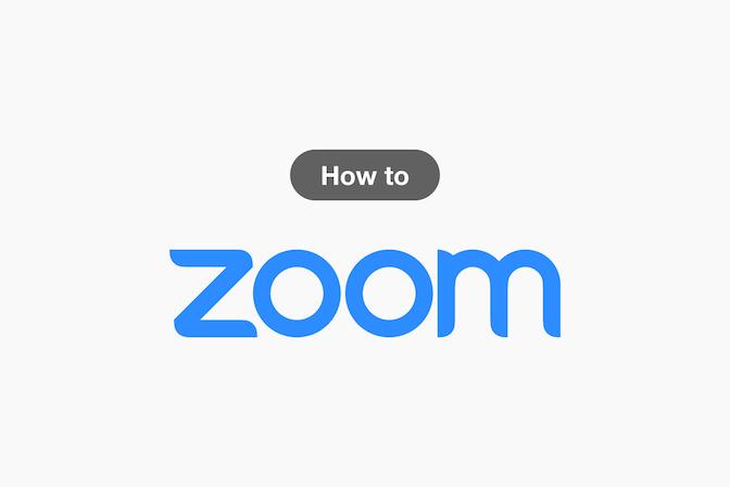 はじめてのZoom会議で失敗しない参加方法や使い方は?