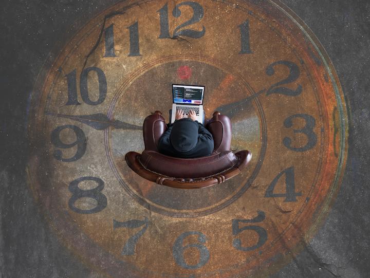 リモートワーク 時間管理