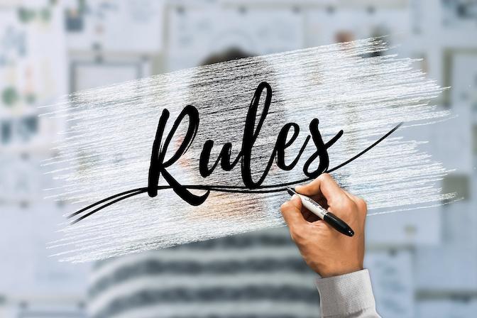 リモートワークでは社内ルールのどこを見直せばいい?